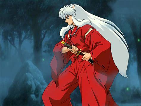 gambar anime keren inuyasha gambar kitan