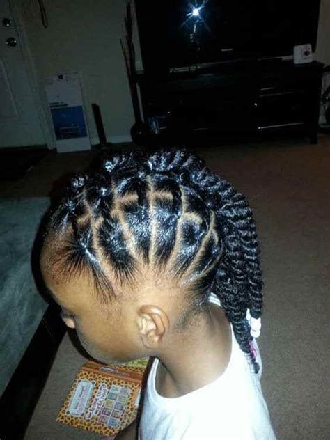 simple  easy   school hairstyles   natural hair