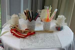Decoration De Table Pour Mariage : decoration table enfant mariage decormariagetrnds ~ Teatrodelosmanantiales.com Idées de Décoration