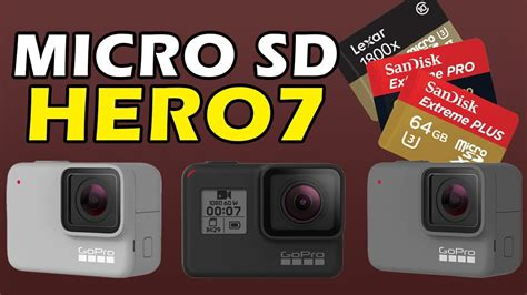 choose micro sd card hero black silver white