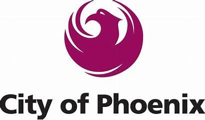 Phoenix Arizona Department Retirement Logos Development Marketing