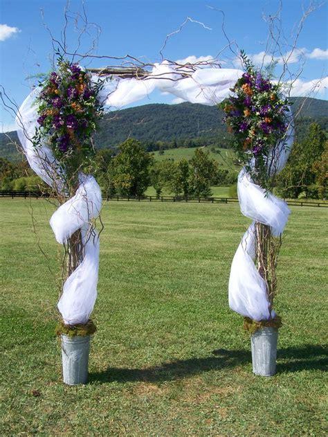 214 best diy wedding arches images on pinterest boho