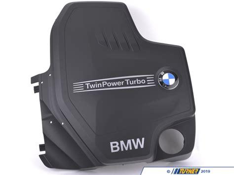 genuine bmw engine cover  fx