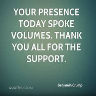 thank you for all your support quotes