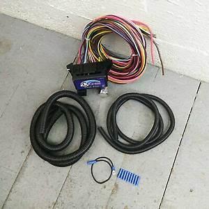 18 Circuit Wiring Harness : 12v 18 circuit 12 fuse universal wiring harness kit 1937 ~ A.2002-acura-tl-radio.info Haus und Dekorationen