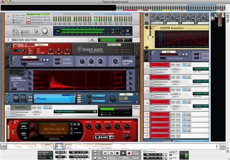 Propellerhead Software Record, Recording Software Gets