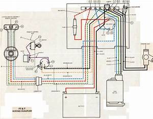 1977 Evinrude 115 Tilt Trim Wiring Question Page  1