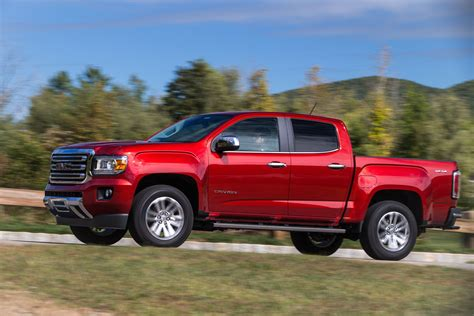 2017 Gmc Canyon Performance Review  The Car Connection