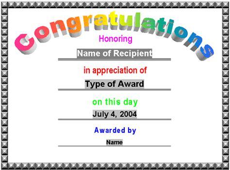 congratulations certificate templates january certificates for 2017 certificate templates