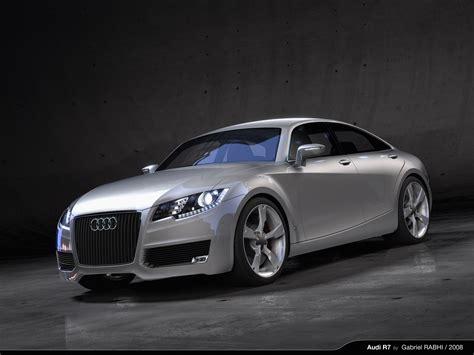 Audi R7 Rendering