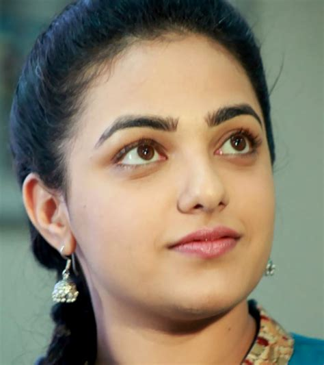 Nithya Menon Without Makeup
