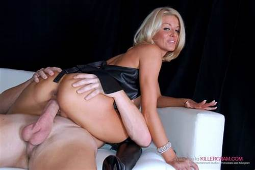 Good Woman Leather On The Street #Tia #Layne #Has #Sex #While #In #Her #Long #Leather #Boots