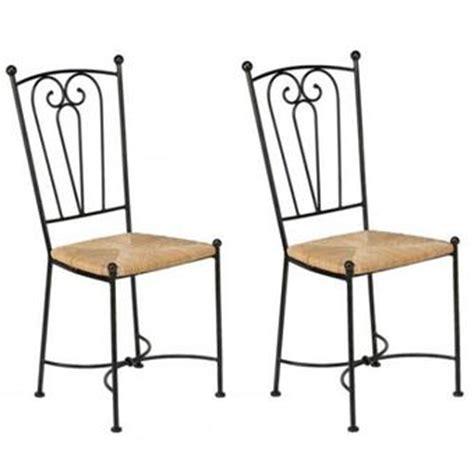 table rabattable cuisine chaise fer forge conforama