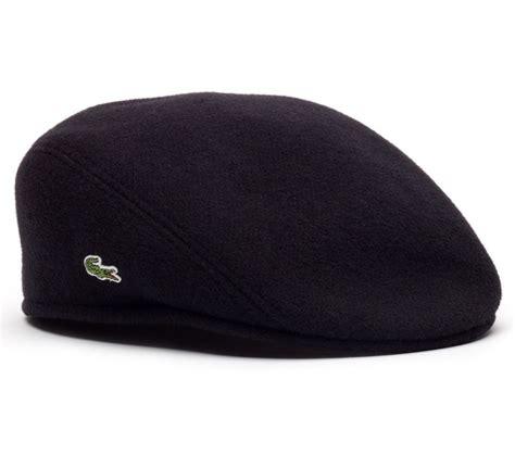 casquette plate homme casquette plate lacoste homme bonnets chapeaux lacoste