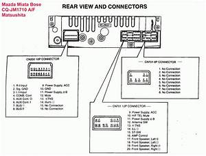 97 Miata Radio Wiring Diagram