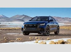 The 2019 Audi Q8 Starts At $67,400 Top Models Can Easily