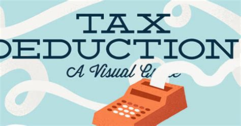 List Of Tax Write Offs [infographic]
