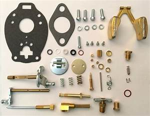 Ford 9n 2n 8n Tsx Major Tractor Carburetor Repair Kit With