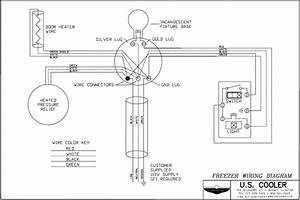 Walk In Freezer Defrost Timer Wiring Diagram   44 Wiring