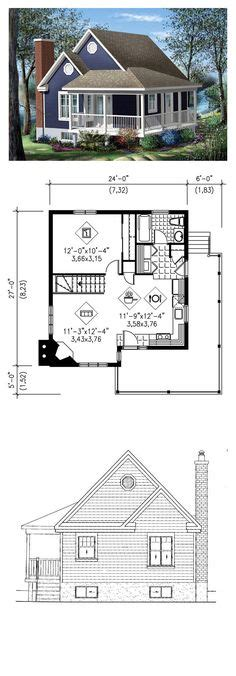 Under 500 Sq Ft House Plans