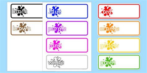 color labels editable drawer peg name labels colours resource