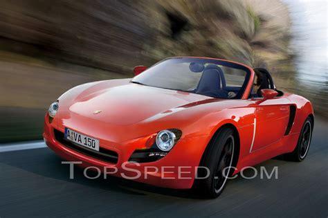 Porsche 914 Rendering News  Gallery  Top Speed