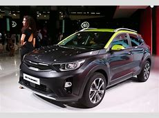 New Stonic SubCompact SUV Is The Most Customizable Kia