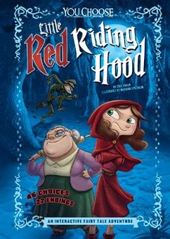 red riding hood  interactive fairy tale