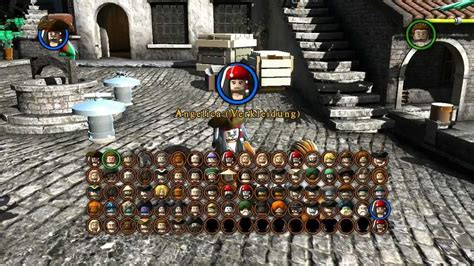 Lego Pirates Of The Caribbean All Character