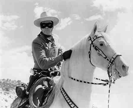 photo history of lone ranger
