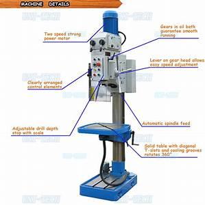 (Z5040,Z5040E)Manual Bench Drill Machine,Bench Type ...