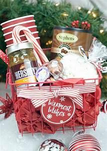 Hot Chocolate Gift Basket – Fun-Squared