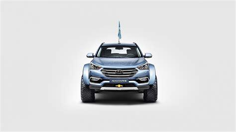 Hyundai Santa Fe 4k Wallpapers by Arctic Trucks Hyundai Santa Fe 4k Wallpaper Hd Car