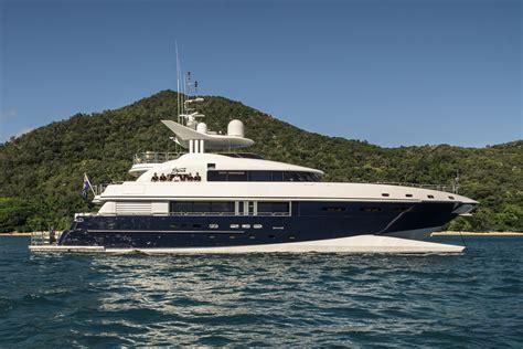 spirit yacht charter details  zealand yachts