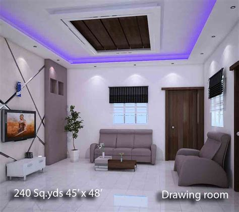 ideas for interior home design way2nirman 240 sq yds 45x48 sq ft south house 2bhk