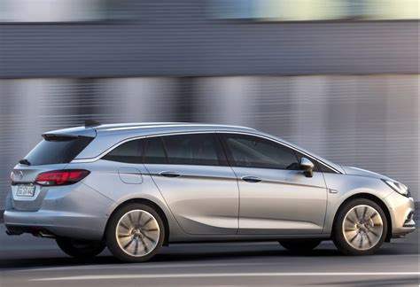 Opel Astra Sports Tourer by 2016 Opel Astra Sports Tourer Revealed