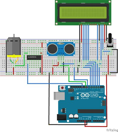automatic water level indicator  controller