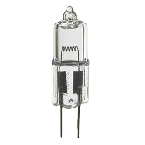 10w 12v g4 halogen capsule clear khl10cpl g4 cle from