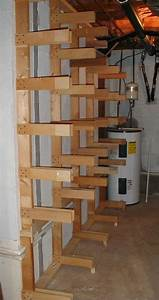 Build, Your, Own, Portable, Lumber, Rack, U2013, Your, Projects, Obn
