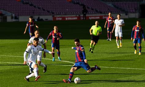 Osasuna vs barcelona live 0:1. Papers: Messi pays homage to Maradona in clash against Osasuna   Barca Universal