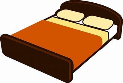 Bed Clipart Blanket Transparent Brown Clip Sleepyhead