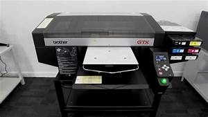 Introducing The Brother GTX Direct to Garment Printer ...