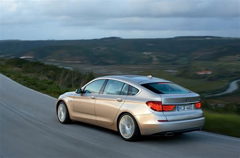 Bmw 5 Series Gran Turismo Specs & Photos