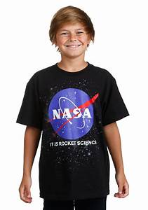 Boys NASA in Space T-Shirt