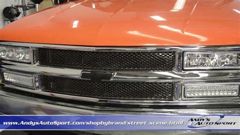 Aftermarket Grilles And Grille Inserts