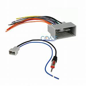 Car Wiring Harness Antenna Combo For 2008