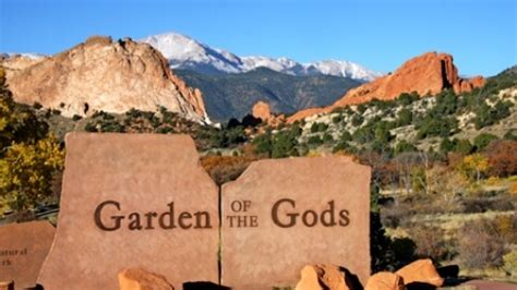 Garden Of The Gods Best Time To Visit by Best Places To Visit In Colorado