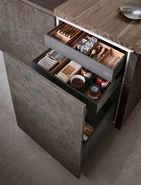 cassetto posate cassetti cassettoni cestoni la praticit 224 in cucina