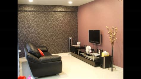 painting homes interior choosing wallpaper decor ideas for living room