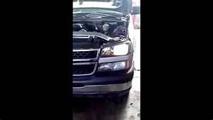 Chevrolet Silverado 2006 No Hace Los Cambios Ascendentes